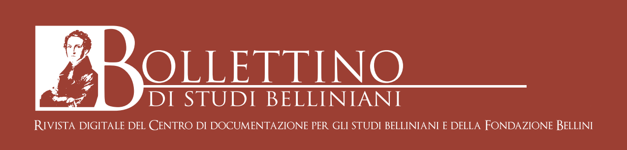 Bollettino di Studi Belliniani